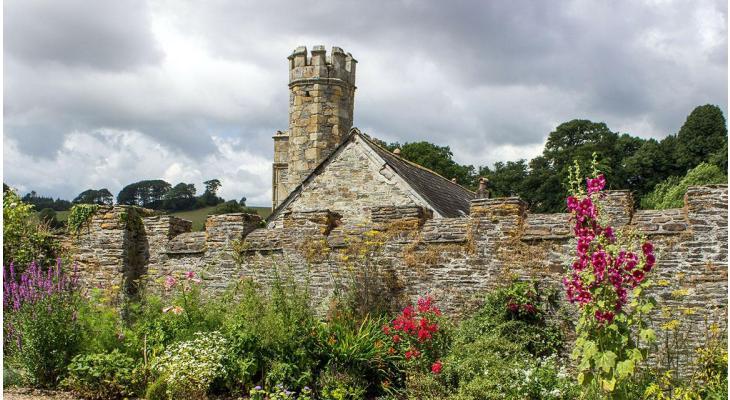 Näher betrachtet: ein englischer Garten