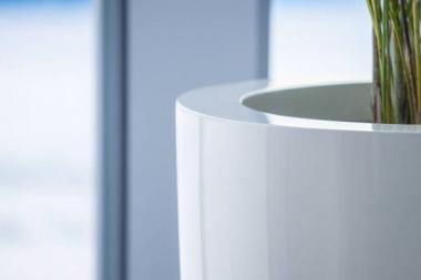 Pflanzenkübel Hochglanz-polyester